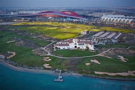 sandhornøya island real time reservations of golf green fees for yas island