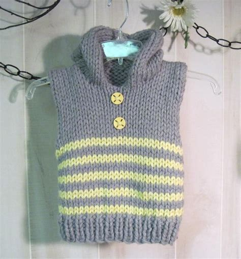 knitted vest patterns free 2150 best knitted baby toddler children s sweaters images