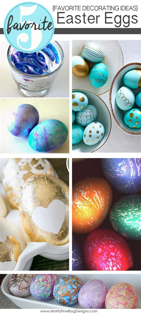 easter egg ideas creative easter egg decorating ideas
