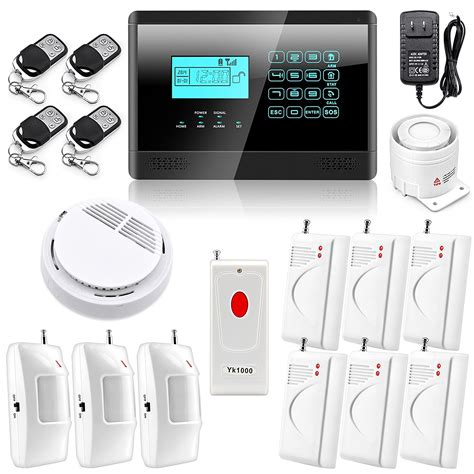 house alarm the 50 best smart home security systems the top home automation products for