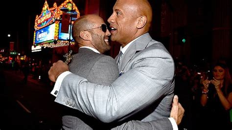 ultimo film di jason statham fast furious lo spin off con the rock jason statham