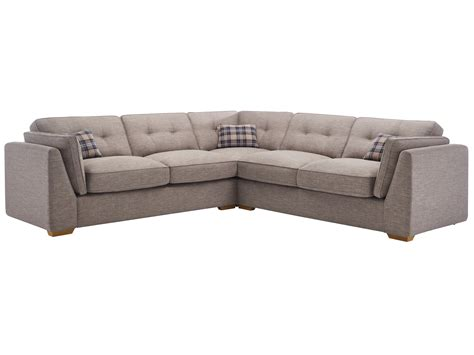 Corner Sectional Chair by California 4 Seater High Back Corner Sofa Civic Smoke