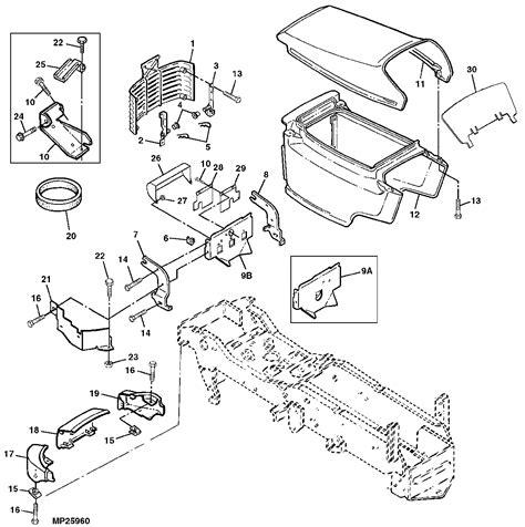 deere 345 parts diagram mytractorforum the friendliest tractor forum and