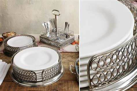 britain buffet servers for an elegant buffet table at