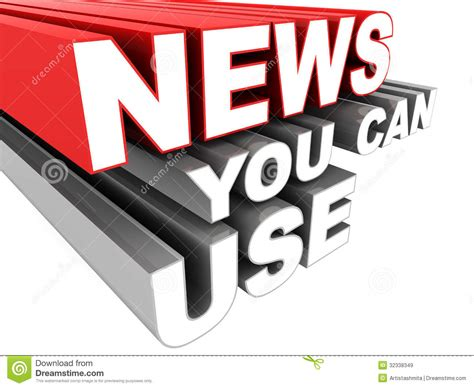can use news you can use royalty free stock images image 32338349