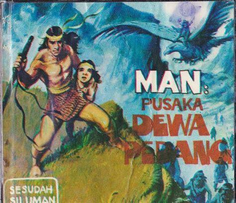 Komik Tapak Dewa 1 6 komik silat pusaka dewa pedang