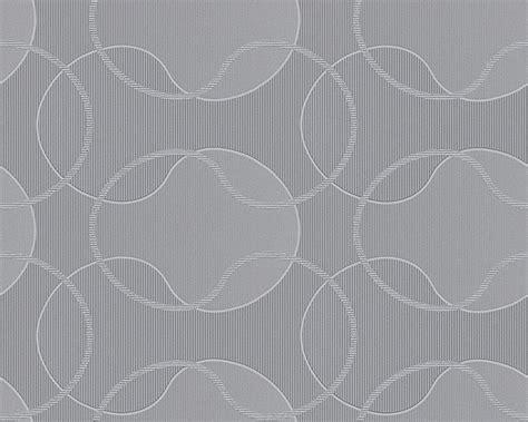 Tapeten Modern Und by Tapete Vlies Grau Silber Modern Cocoon A S Creation 95342 1