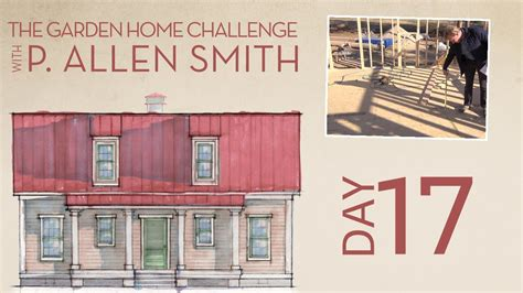 house p floorplan day 17 the garden home challenge with p