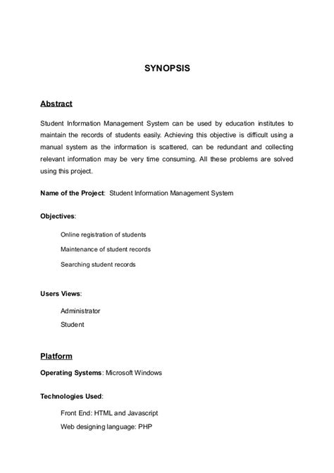 School Information System Thesis by Students Information System Thesis Thedrudgereort668 Web
