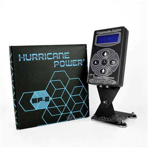 united tattoo supply hurricane digital machine power