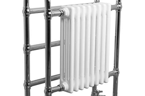 traditional bathroom radiator heated towel rail traditional bathroom column victorian