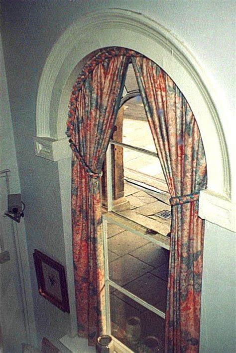 arched window curtain rod curved curtain rods for arched arch window shade arch