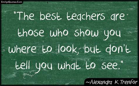 teachers quotes quotesgram