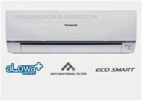 Ac Panasonic Eco daftar harga ac split 1 2 pk consumer electronic show
