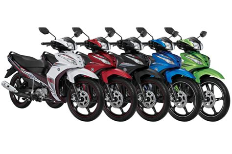 Sparepart Jupiter Z1 iklan promo seluruh indonesia sepeda motor yamaha bebek