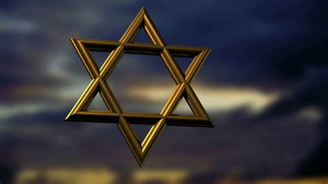 imagenes simbolos judaismo s 237 mbolo juda 237 smo animaci 243 n digital hd stock video