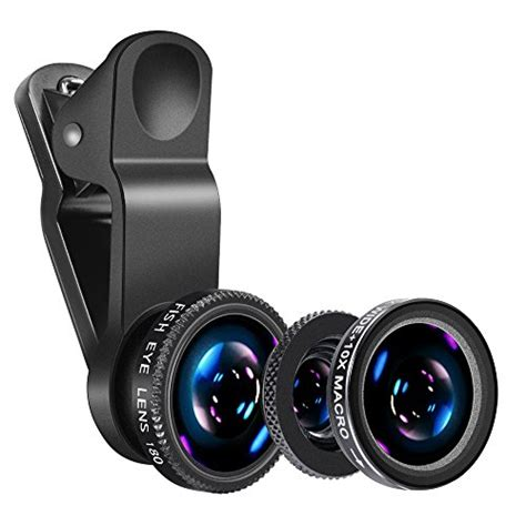 Diskon Lensa Superwide 3in1 Universal universal phone lens luxsure 3 in 1 phone lens kit import it all