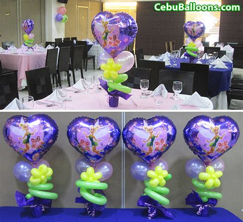 tinkerbell cebu balloons  party supplies