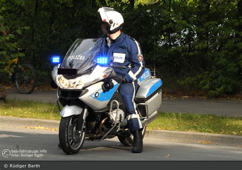 Motorrad Zubehör Shop Hannover by Einsatzfahrzeug H Pd 244 Bmw R 1200 Rt Krad Bos