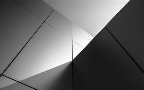 Black White Abstract Wall buildings wall abstract black white wallpaper 1920x1200