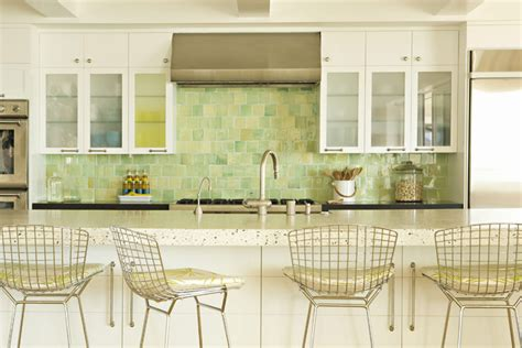 kitchen design green traditional home lonny trad home simplified bee