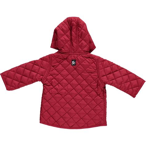 Childrens Quilted Jacket by Boys Quilted Jacket