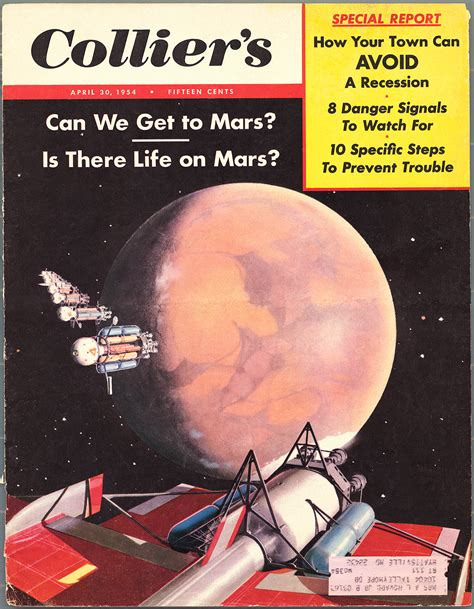 Project Expedition Brown wernher braun and early concepts for missions to the