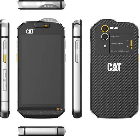 Caterpillar Cat Phone S60 cat announces s60 rugged smartphone with integrated flir