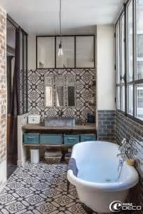 bathroom vintage black home decor ideas interiors that embrace the warm rustic beauty terracotta tiles