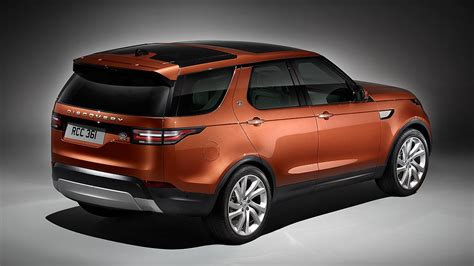 land rover discovery news new 2017 land rover discovery revealed at last motoring