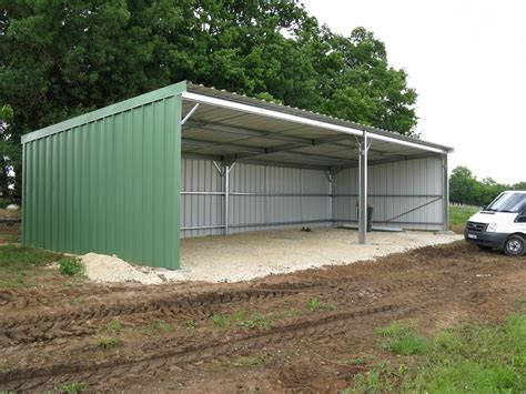 garage bois kit 622 commandez en ligne abrikit abri modulaire en kit