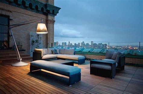 mobili da terrazzo arredo terrazzi accessori da esterno