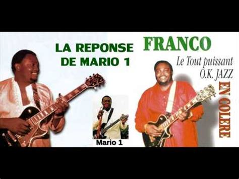 wallow franco and tp ok jazz mario tp ok jazz franco luambo makiadi