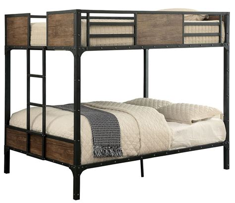 full over full metal bunk beds clapton full over full metal bunk bed cm bk029ff