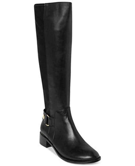 macys steve madden boots steve madden s ryyder back boots shoes macy s