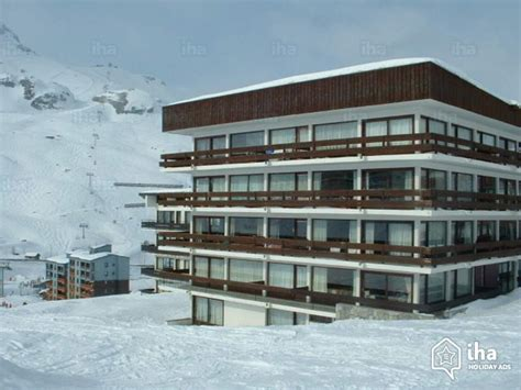 Flat Apartments For Rent In Tignes Le Lac Iha 54989