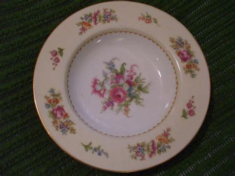 japanese rose pattern china vintage noritake occupied japan china 4 soup bowls rose