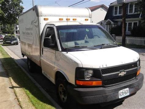 how do cars engines work 2003 chevrolet express 2500 windshield wipe control sell used 2003 chevy express delivery truck with working tommy gate in granite city illinois