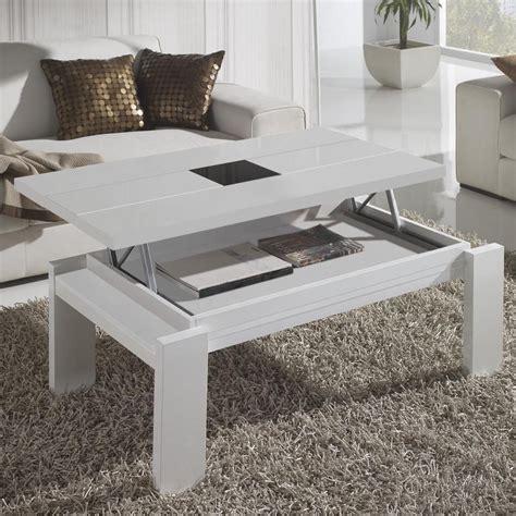 Table Basse Qui Se Leve
