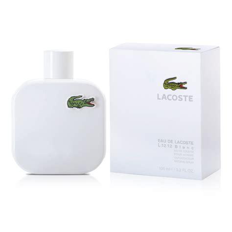 Parfume Lacoste L 12 12 Blanch For Original Reject lacoste l 12 12 blanc white cologne perfume eau de