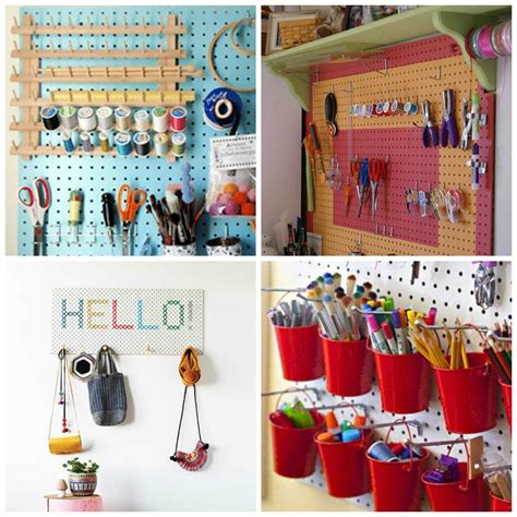 diy pegboard the weekly glint the humble peg board knit stitch sew