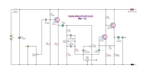 transistor lifier transistor headphone lifier circuit 28 images hybrid headphone lifier circuit diagram