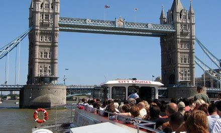 thames river groupon city cruises in london greater london groupon