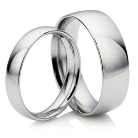ct white gold wedding rings mm mm court