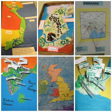 geography fair project ideas walking