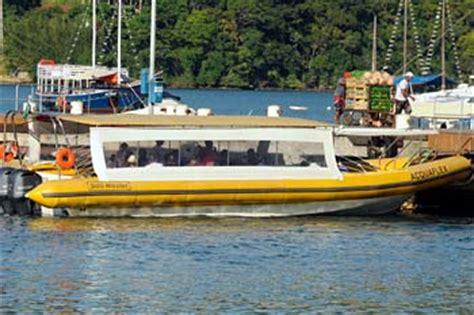 fast boat objetiva ilhagrande como chegar em ilha grande angra dos reis rj