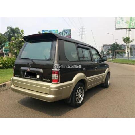 Tv Mobil Kuda Mitsubishi Kuda Grandia Tahun 2004 Manual Interior Orisinil Pajak Hidup Mobil Sehat Tangerang
