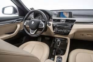 Bmw X1 Interior 2017 Bmw X1 Xdrive28i Review Test