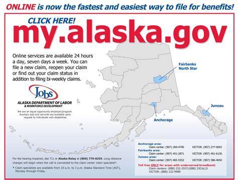 alaska unemployment insurance claim assistance