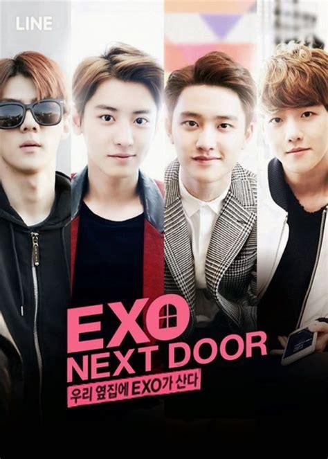soundtrack film exo next door exo next door breaks records for web drama views sehun